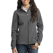 Ladies Soft Shell Jacket