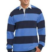 Long Sleeve Rugby Polo