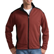 Two Tone Soft Shell Jacket