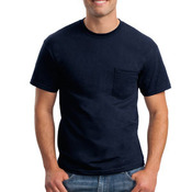 DryBlend™ 50 Cotton/50 DryBlend™Poly Pocket T Shirt