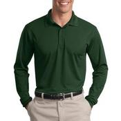 Long Sleeve Micropique Sport Wick® Polo