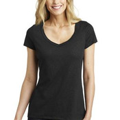 ™ Ladies Shimmer V Neck Tee
